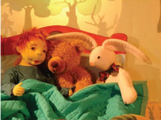 תיאטרונצ'יק - בלילה חלמתי חיות